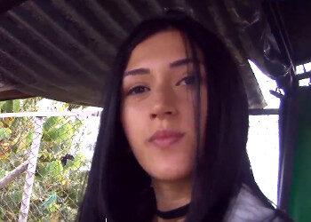Imagen Colombiana deja su puesto de carne para grabar una escena xxx